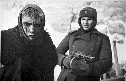 """Not One Step Back"" – The Battle of Stalingrad"