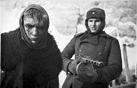 """Not One Step Back"" – The Battle ofStalingrad"