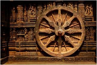 '2'_Dharma_Wheel,_The_Wheel_of_Life_at_Sun_Temple_Konark,_Orissa_India_February_2014.jpg