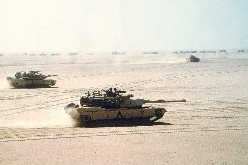 Tank Vs Tank