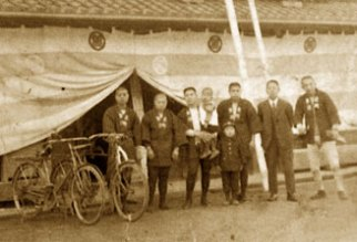 Kongo_Gumi_workers_in_early_20th_century