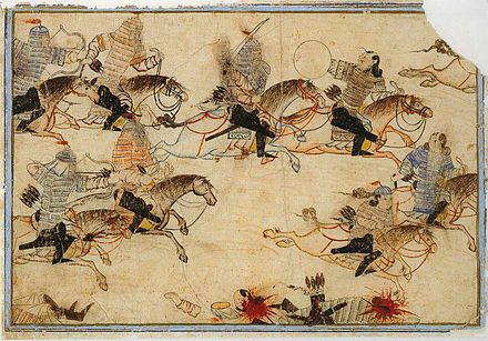 The Human Story – The Mongols